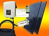 Solax 600Watt Balkonkraftwerk OHNE Montagematerial/Solaranlage mit Internetüberwachung von bau-tech...