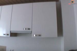 Küchenschrank in Lücke einpassen