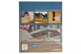 Buchvorstellung: Handbuch Oberfräse