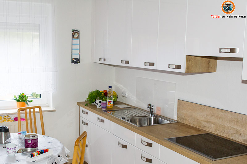Emejing Küchenfronten Selber Bauen Pictures - Ideas & Design
