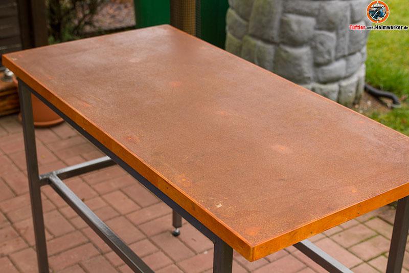 arbeitstisch schwei tisch pflanztisch selber schwei entueftler und. Black Bedroom Furniture Sets. Home Design Ideas