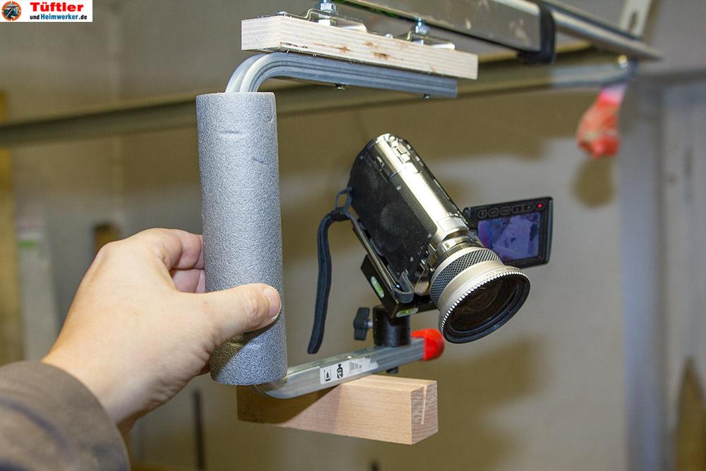 Kameraschiene-Schiebetuerschiene-Heimwerker-Videoaufnahmen-Camcorder-3