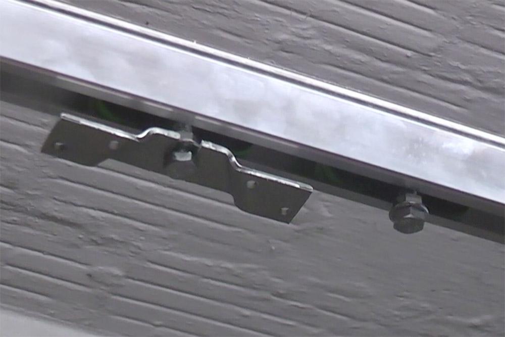 Schiebetür schiene  Camcorder und Kamera Schiene für Heimwerker-Videos