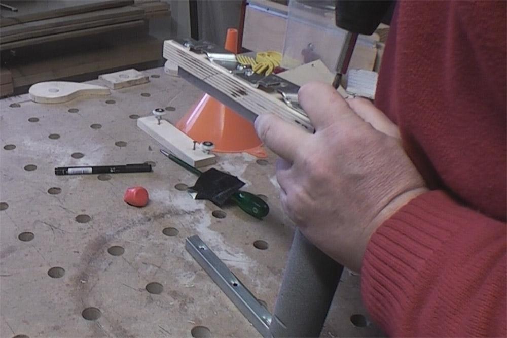 Kameraschiene-Schiebetuerschiene-Heimwerker-Videoaufnahmen-Multiplex
