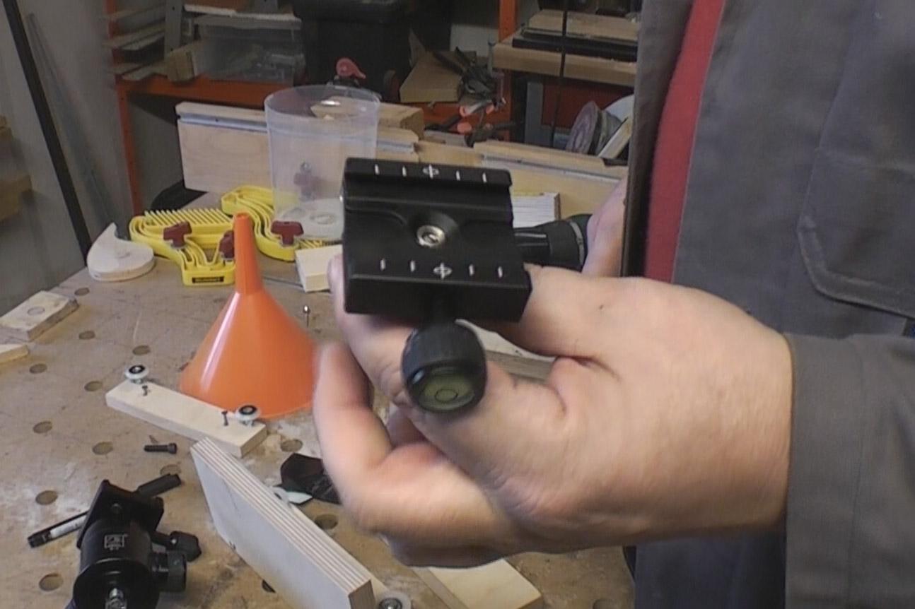 Kameraschiene-Schiebetuerschiene-Heimwerker-Videoaufnahmen-Wechselplatte