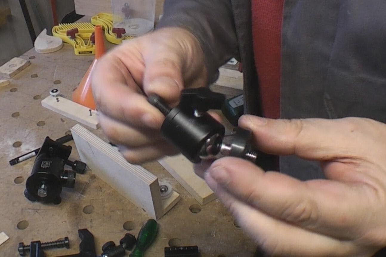 Kameraschiene-Schiebetuerschiene-Heimwerker-Videoaufnahmen-kugelkopf