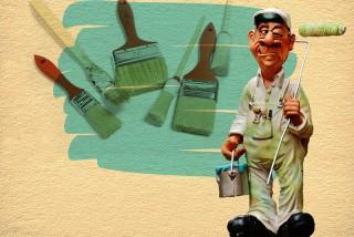 Heimwerken – Welcher Pinsel eignet sich wofür?