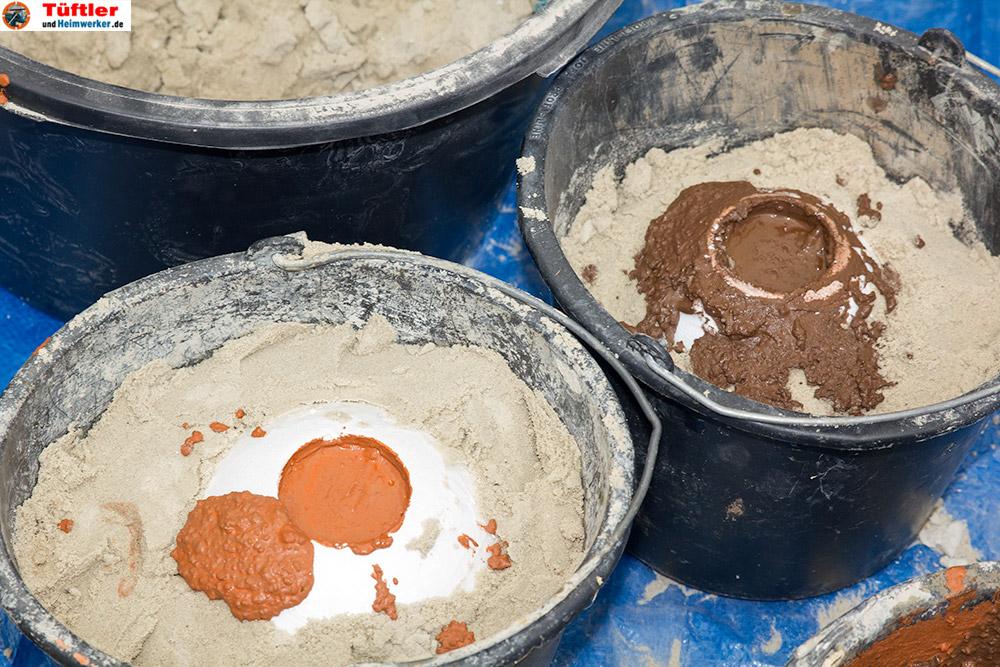 Deko-betonkugel-selbst-gemacht-giessen-orange-braun