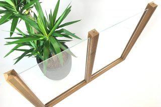 Windschutz mit Acrylglas selber bauen