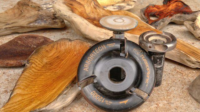 Arbortech Test – Spitzen-Werkzeug für Kunsthandwerker und Holzbildhauer