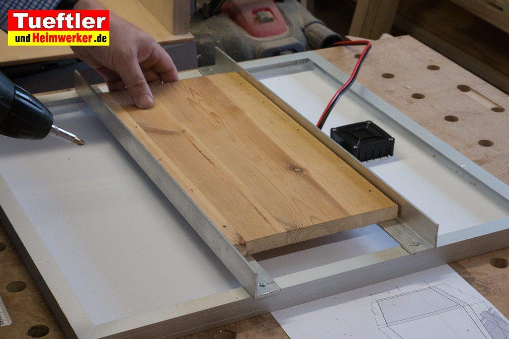 DIY-Solarmodul-Ueberwachungskamera-Solarmodul-Brett-Einsetzen
