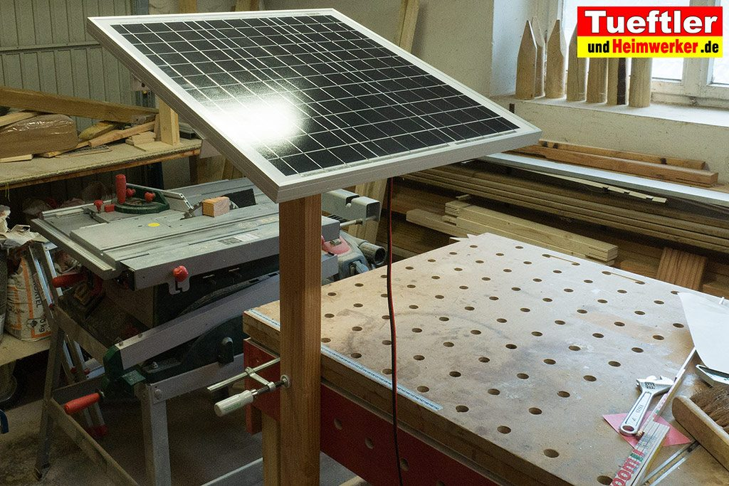 DIY-Solarmodul-Ueberwachungskamera-Solarmodul-Halter-Fertig-6