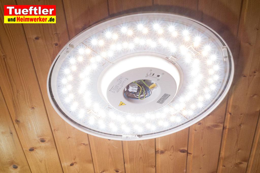 Richtig helle LED-Deckenleuchte – Wie viel Lumen? Welche Lampe ...