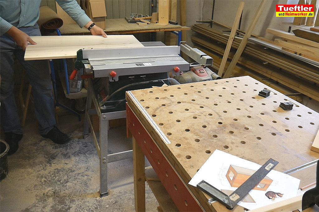 Katzenhaus-DIY-Projekt-Leimholu-zuschneiden-Stepp1