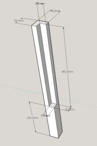 Katzenhaus-DIY-Projekt-Skizze-Bein-Stepp8d