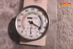Wasserschaden-Bautrockner-Entfeuchter-Feuchte
