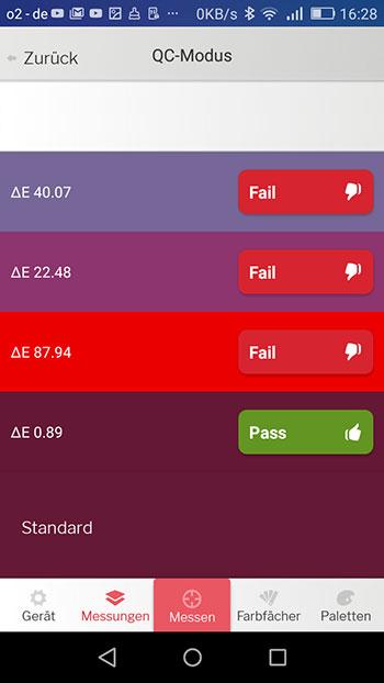ColorReader-App-QC-Modus