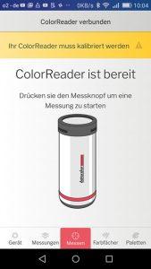 ColorReader App