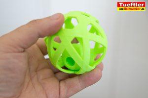 JGAURORA-A5-3D-Drucker-Test-Beispieldruck-Ball4