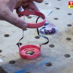 JGAURORA-A5-3D-Drucker-Test-Beispieldruck-Lift-Coffeepad-Dose-2