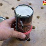 JGAURORA-A5-3D-Drucker-Test-Beispieldruck-Lift-Coffeepad-Dose-3