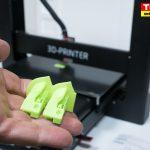 JGAURORA-A5-3D-Drucker-Test-Beispieldruck-Luefter-Vorsatz