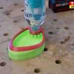 JGAURORA-A5-3D-Drucker-Test-Beispieldruck-Trinknapf5