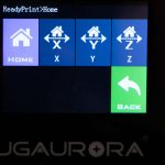 JGAURORA-A5-3D-Drucker-Test-Display-Home