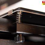 JGAURORA-A5-3D-Drucker-Test-Druckplatteneinstellung