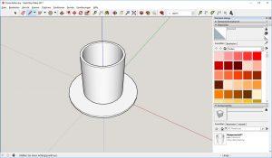 Sketchup-Dosenhalter-3D-Drucker