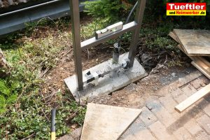 Ladestation-Wallbox-Fundament-Schalung-entfernenr-s28