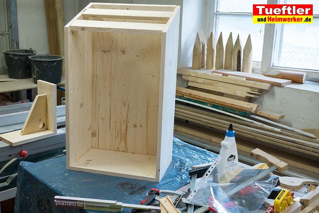 ladestation wallbox bauen box gebaut s2 tueftler und. Black Bedroom Furniture Sets. Home Design Ideas