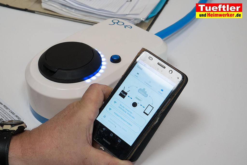 ladestation wallbox bauen go e charger internet tueftler. Black Bedroom Furniture Sets. Home Design Ideas