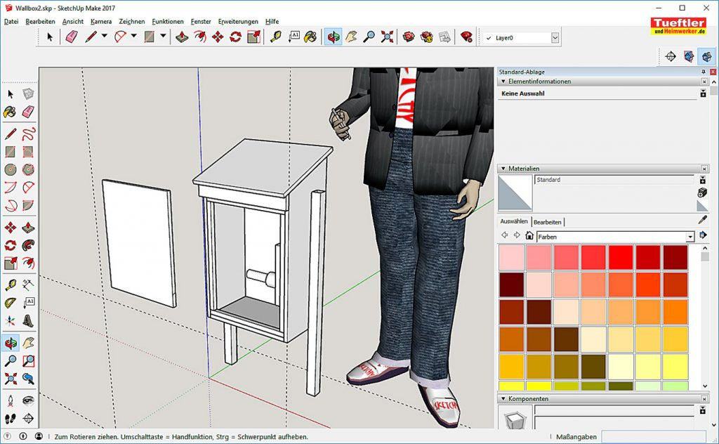 Ladestation-Wallbox-bauen-Sketchup1