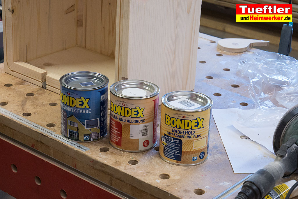ladestation wallbox bauen streichen farben s12 tueftler. Black Bedroom Furniture Sets. Home Design Ideas