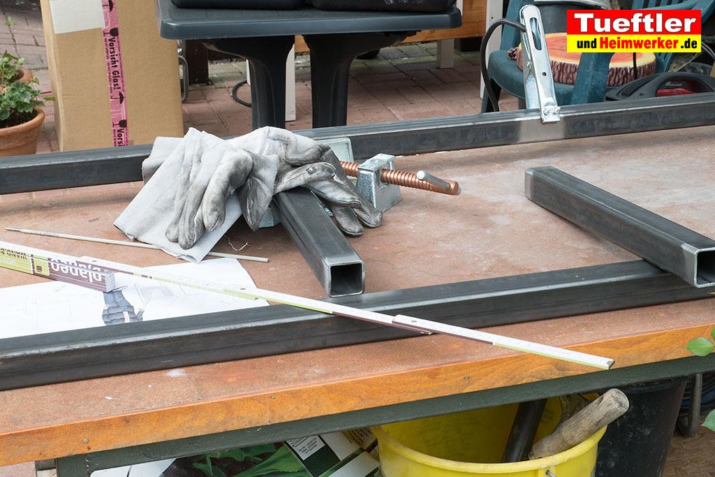 ladestation wallbox staender schweissen s21 tueftler und. Black Bedroom Furniture Sets. Home Design Ideas