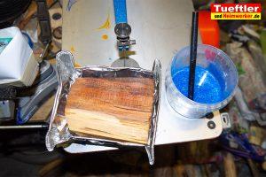 Epoxidharz Holz
