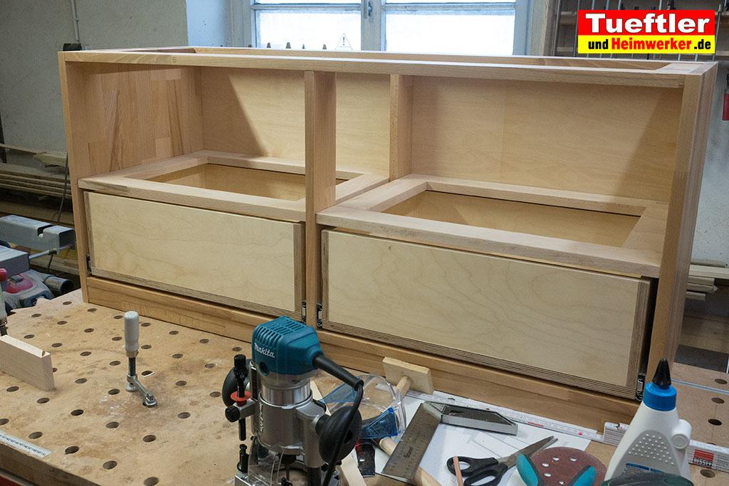 diy katzen toiletten schrank bauen schrtt 12b tueftler und. Black Bedroom Furniture Sets. Home Design Ideas