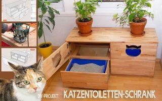 DIY-Katzen-Toiletten-Schrank-bauen-Titel