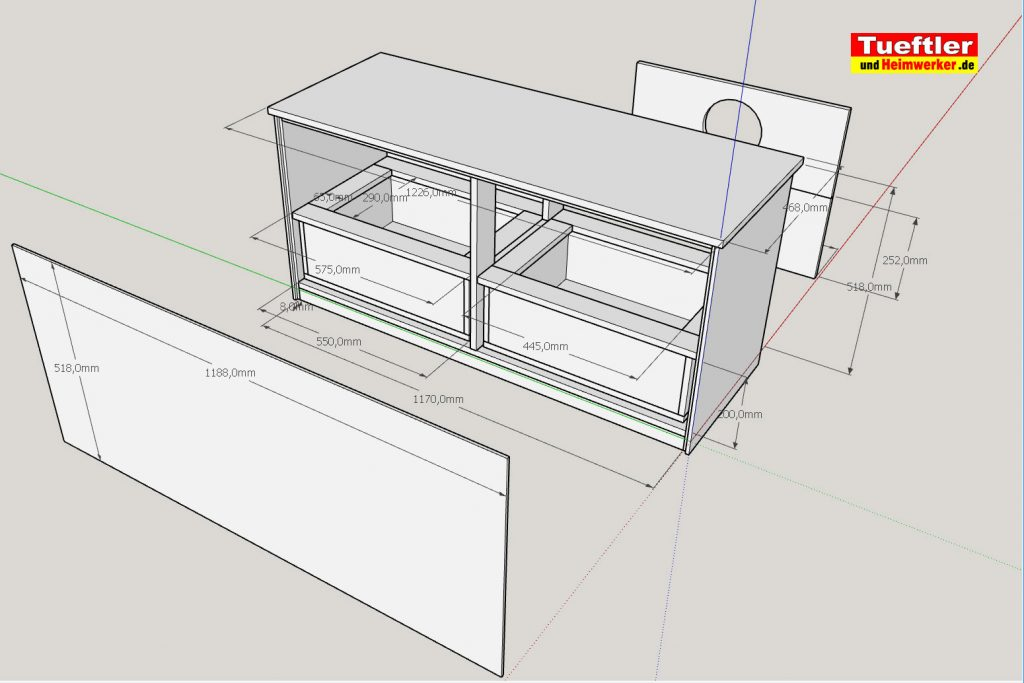 Katzen-Toiletten-Schrank-DIY-Zeichnung-Sketchup-2