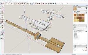 Massanschlagschienen-Laengenanschlag-Handkreissaege-DIY-Sketchup-2
