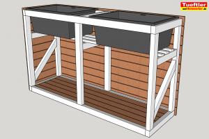 Schritt-10e-Hochbeet-Muellbox-Gartenbox-Sketchup-Bretter-montieren-boden