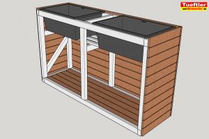Schritt-10f-Hochbeet-Muellbox-Gartenbox-Sketchup-Bretter-montieren-seiten