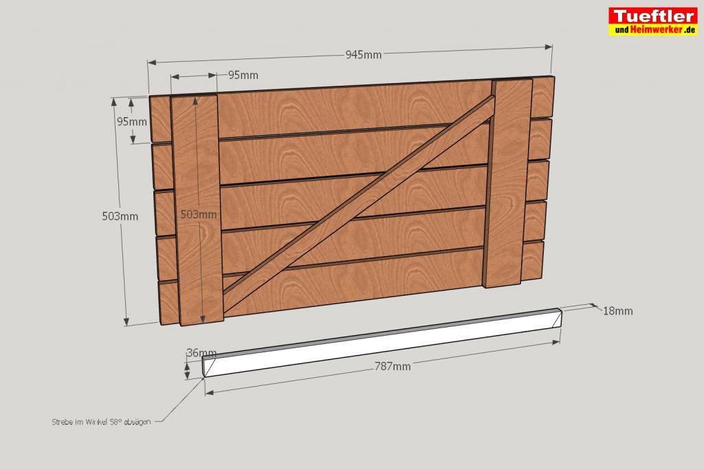 Schritt-11-Hochbeet-Muellbox-Gartenbox-Sketchup-Tuer-Klappe-bauen