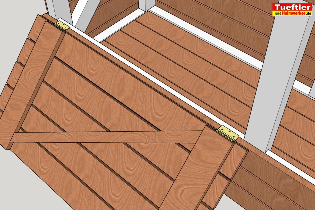 Schritt-13b-Hochbeet-Muellbox-Gartenbox-Sketchup-Scharnier-montieren