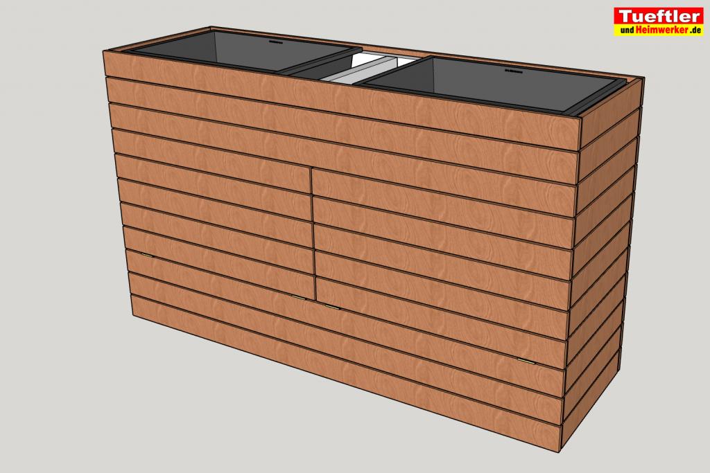 Schritt-13d-Hochbeet-Muellbox-Gartenbox-Sketchup-Verriegelung-montieren