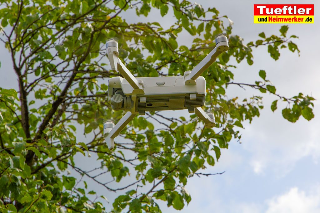 Drohne-Test-FIMI-X8-SE-Baeue