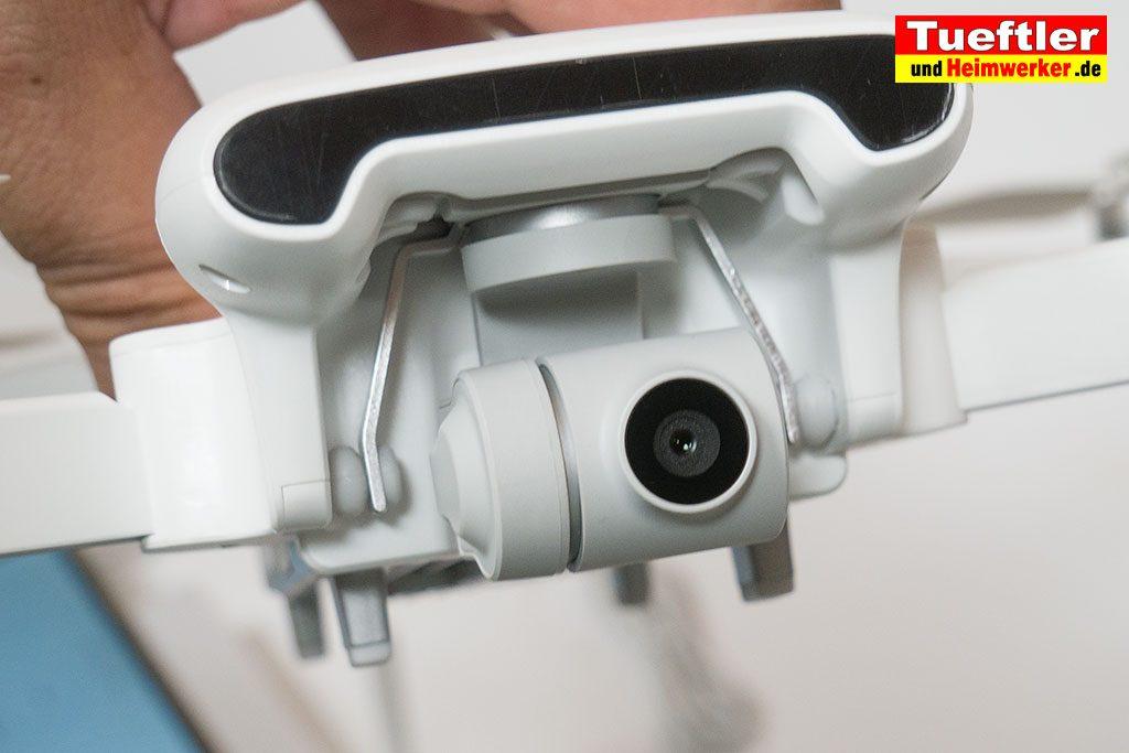Drohne-Test-FIMI-X8-SE-Gimbal
