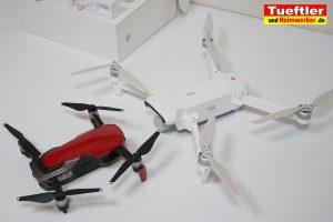 Drohne-Test-FIMI-X8-SE-Groessenvergleich-dji-mavic-air