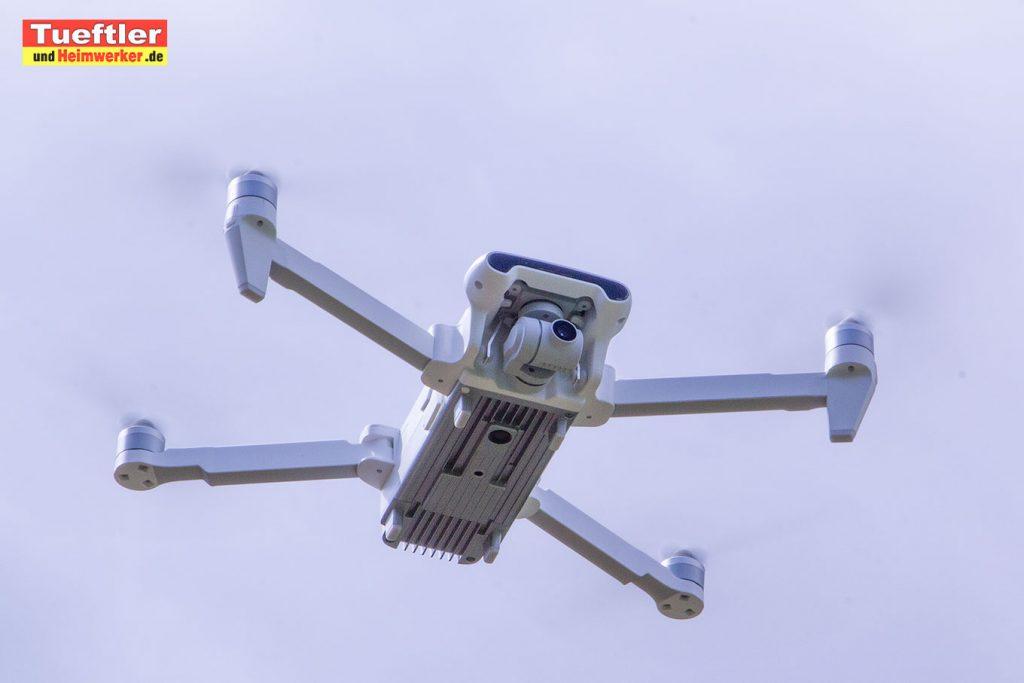 Drohne-Test-FIMI-X8-SE-Luft